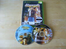 Original juego de XBOX-SHENMUE II (2) (Microsoft Xbox) no manual libre de Reino Unido P&p