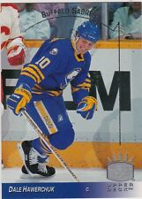 93-94 1993-94 Upper Deck SP INSERT Dale Hawerchuk #16-Buffalo Sabres