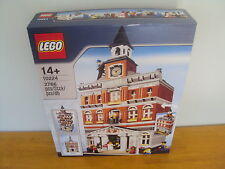 LEGO MODULAR BUILDINGS SET 10224 Town Hall - NEW IN SEALED POLY BAGS (Last One)