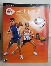 EA Sports Active 2 Bundle with Weights - PS3 [video game]