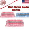 Solder Seal Sleeve Heat Shrink Wire Connectors Butt Terminals Waterproof kit