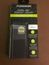 Puregear Steel 360 Tempered Glass Screen Protector For iPhone 11 Xs/X 5.8""