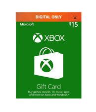 Microsoft 15 Dollars Xbox Live Points - 33628