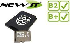 8gb MICROSD pre OFFICIAL installato NOOBS per RaspBerry Pi