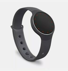 Misfit Wearables Flash Fitness and Sleep Monitor Grey Open Box