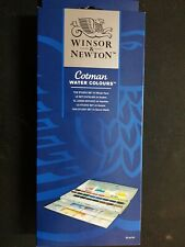 Winsor and Newton Water Colours The Studio Set 24 Whole Pans