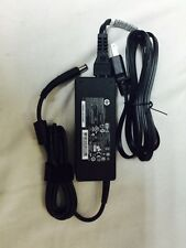 Genuine HP AC Adapter Power Supply 90W 19.5V/19V,  pin in plug head, smart pin