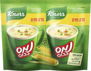 """Knorr"" corn soup"