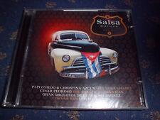 Salsa Deluxe Vol. 01 papi Oviedo & Christina azcuy, ua Latin/danza 2cd rar + nuevo!!!
