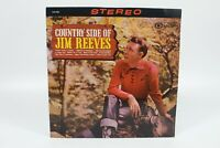 Jim Reeves Country Side Of Jim Reeves RCA Camden Records 33 RPM Vinyl Record LP