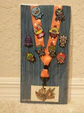Monster Hunter 4 Ultimate Series 1 Complete Collectible Pin Set by Capcom