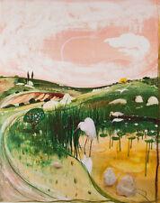 BRETT WHITELEY - Bird with Rocks - LARGE Decorative Australian Art Print