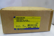 New Square D 9007CR61B2 Explosion Proof Hazardous Location Limit Switch  NIB