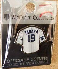 NY New York Yankees Masahiro Tanaka jersey lapel pin w