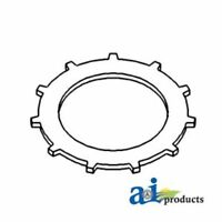 523551M1 Steel PTO Plate Fits Massey Ferguson: 1100,1105,1130,1135,1150,1155,