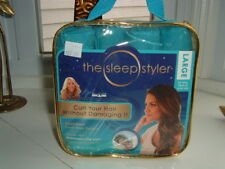 The Sleep Styler Rollers Heat Free Absorbent As Seen on Shark Tank Large Set NIB