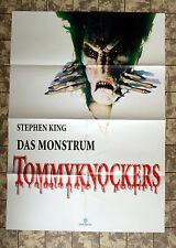 TOMMYKNOCKERS * Stephen King - VIDEO-POSTER A1 German 1-Sheet 23x33inch ´91