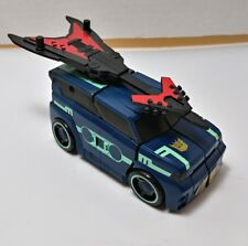 TRANSFORMERS SOUNDWAVE Animated Action Figure Deluxe Class COMPLETE 2008.