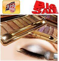 9 Diamond Urban Colours Makeup Glitter Eye-shadow Palette-Great Dazzling Look-UK
