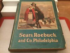 Vintage 1925-1926 Sears Roebuck and Co. Fall & Winter Catalog