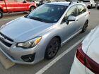 2012 Subaru Impreza 2.0i Sport Premium Ice Silver Metallic Subaru Impreza Wagon with 118547 Miles available now!