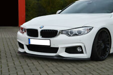 For BMW F32 F33 Front Bumper Lip Cup Skirt Lower spoiler Chin Valance Splitter