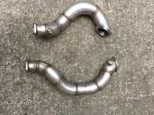 "UPGRADED 3"" BMW Down Pipe E82 135i E90 E92 E93 335i N54 TT"