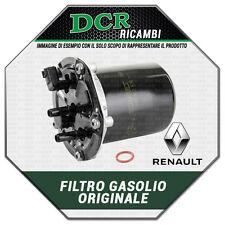 FILTRO GASOLIO COMPLETO RENAULT CAPTUR 1.5 DCI 90 66KW 90CV DAL 13  OE RENAULT