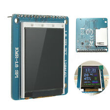 "1.8"" TFT LCD Touch Panel Board Display Module For Arduino UNO/MEGA/Nano New C"