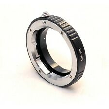 Leica M to Fuji X Mount Lens Adapter Adaptor for X-E1, X-Pro1, X-E2 UK Seller