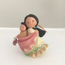 """Friends Of The Feather by Enesco """"Mother And The Little One� Retired"""