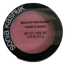 Sonia Kashuk Beautifying Blush #14 Pink New HTF Discontinued
