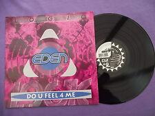 """Eden - Do U Feel 4 Me. 12"""" Vinyl single (12s843)"""
