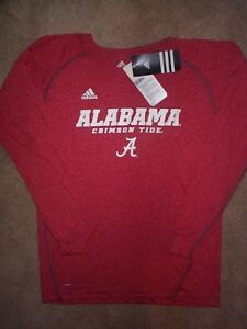 ($28) Alabama Crimson Tide Football PERFORMANCE Jersey YOUTH KIDS BOYS (L-LARGE)