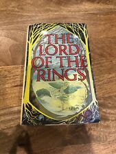 Lord Of The Rings Hardback 1977