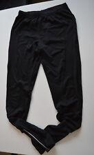 Damen Sporthose Laufhose Hose Fitnesshose schwarz Coolmax Xair S 36/38 Neu!!!