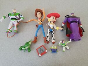 Toy Story 2 Collectable Characters x8