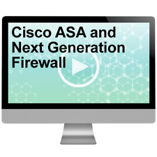 Cisco ASA and Next Generation Firewall Video Training