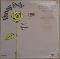 FUNNY LADY, SOUNDTRACK BY BARBRA STREISAND & JAMES CAAN MEXICAN LP STILL SEALED