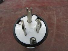 15 Amp 125 Volt Male Electric Plug D-4
