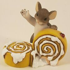 Charming Tails - Hi There Sweetie Buns - 4025715 Enesco