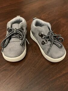 Carter's Edison2 Toddler/Baby Shoes Grey Size 4