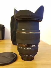 Sigma 24-70 mm f/2.8 EX DG Macro Nikon Fit