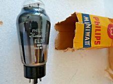 EL37 Philips Miniwatt by Mullard Fat Type  New Old Stock Valve Tube 1 pc  OCT19F