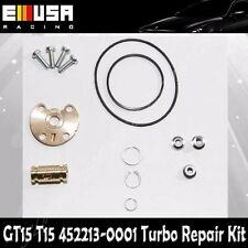 GT15 T15 452213-0001 Turbo Repair Kits Motorcycle ATV Bike Small Engine2-4 Cyln