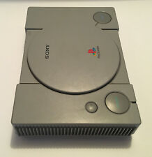 Sony Playstation PS1 PSX-Gray Console System Only-NTSC-Tested & Works -No Cables