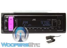 JVC KD-R890BT CAR STEREO CD MP3 USB AUX BLUETOOTH EQ 200W AMPLIFIER RADIO NEW