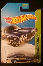 Hot Wheels - HW Workshop 2014 - '72 Ford Gran Torino Sport
