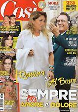 Così 2016 23#Romina Power & Al Bano Carrisi,Monica Bellucci,Miriam Leone,kkk