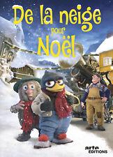 De la neige pour Noël /DVD